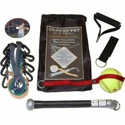 DuraBand Complete Softball Training System. Delivery is Free
