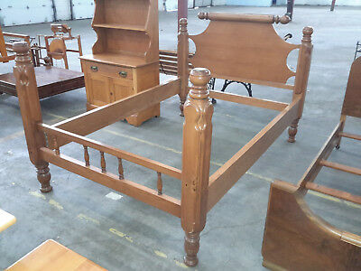 Beginning of 20th century double bed