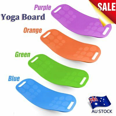 Gym Fitness Yoga Workout Board Balance Sport Trainer Crossfit Exercise New GT