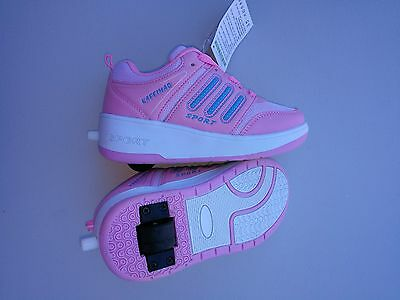 AU Store KIDS Girls Boys Heelies Heelys Wheelies SKATE ROLLER SHOES