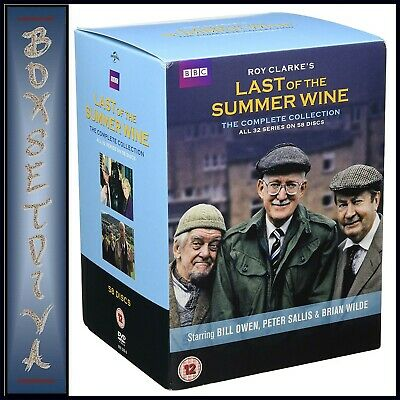 Last Of The Summer Wine - The Complete Collection Series 1 - 32 **brand New Dvd*