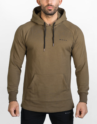 New  ECHT Core Series Pullover Hoodie – Tan Khaki