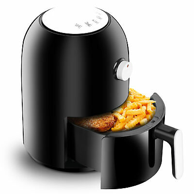 NEW Electric 1500W Air Fryer Oilless Multi-design Cooker Timer Control