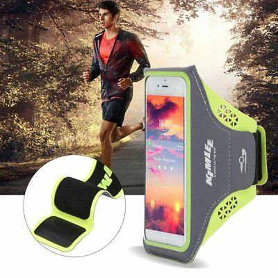 KIMLEE KCP1107 Universal Sports Running Arm Band Case for Mobile Phone GT