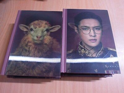 LAY (EXO) - SHEEP (2nd Promo) with Autographed (Signed)