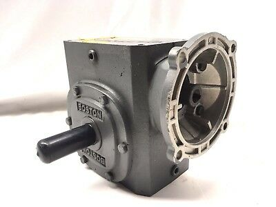 Boston Gear Speed Reducer F726-60-B5-G 60:1 Ratio Right Angle 56C-Face 1-1/8 5/8