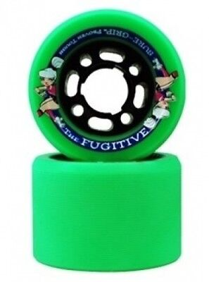 (Red) - Sure Grip Fugitive Wheels - Pack Of 8. Suregrip. Shipping is Free