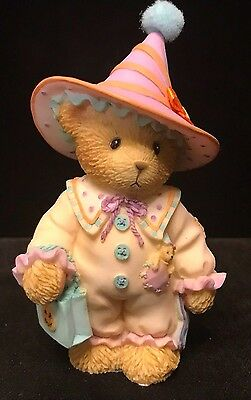 Cherished Teddies Cora #113511 - You've Put A Spell On My Heart