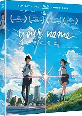 Your Name - Movie (2017, Blu-ray NEW)2 DISC SET