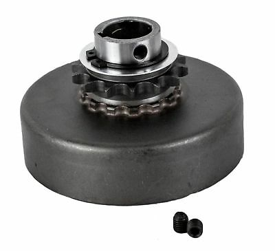 "Centrifugal Go Kart Clutch 1"" 14T, 14 Tooth Heavy Duty For 40,41,420 Chain 13HP"