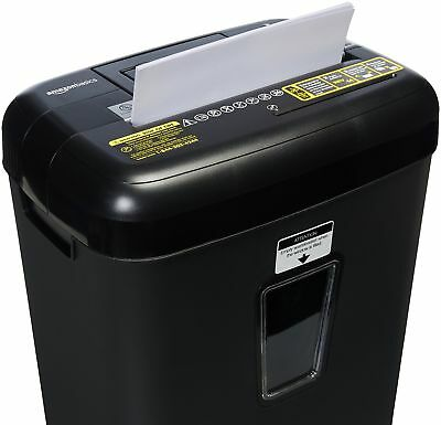 All-in-One Cross-Cut Paper/CD/ Credit Card Shredder Machine for Office Home