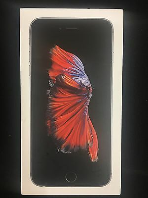 Genuine Apple iphone 6s 16GB SPACE GRAY OEM Box With Tray No Accessorie No Phone