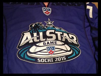 2015 All Star Game Khl Sochi 2015 Ilya Kovalchuk (Kovy)