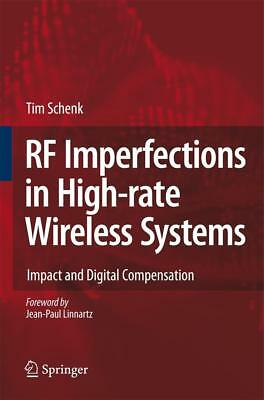 RF Imperfections in High-rate Wireless Systems Schenk, Tim