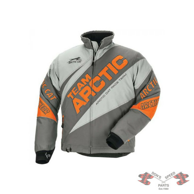 5280-138 Arctic Cat Men's Team Arctic jacket -  Orange - Size 2XL