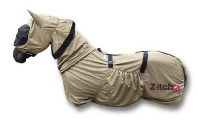 Z-itch - Sweet Itch Rug c/w Hood 6' 7.6cm. Delivery is Free