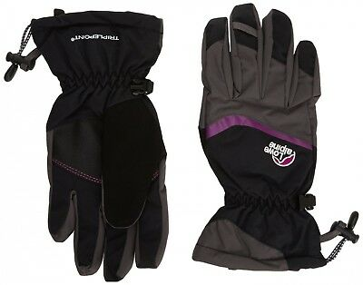 (Small, Black) - Lowe Alpine Women's Storm Glove. Shipping Included