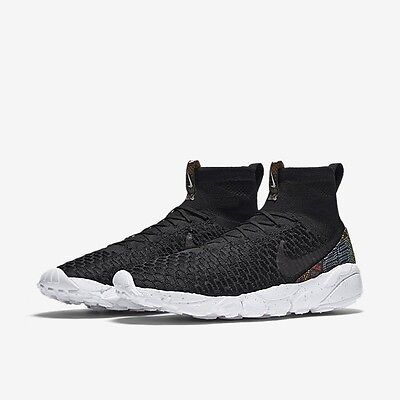 2695662df0d5a1 NIKE AIR MAGISTA Footscape Flyknit BHM Limited Edition Size 10 UK 9 ...