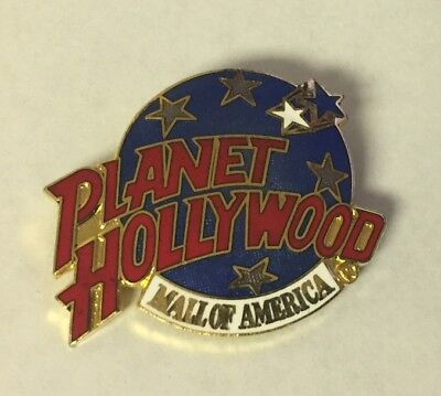 Planet Hollywood Mall of America Pin