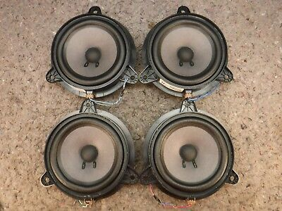 bose 6x9 car speakers. set of 4 bose 6.5\ 6x9 car speakers
