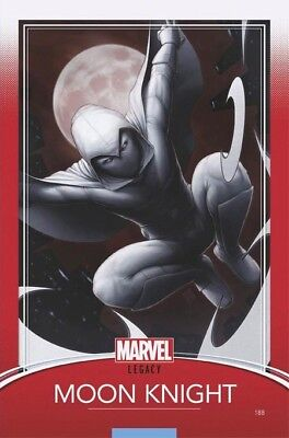 MOON KNIGHT #188 Christopher Trading Card VARIANT Marvel Comics  Legacy NM