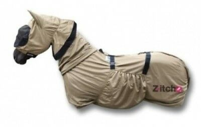 Z-itch - Sweet Itch Rug c/w Hood 5' 15cm. Free Delivery
