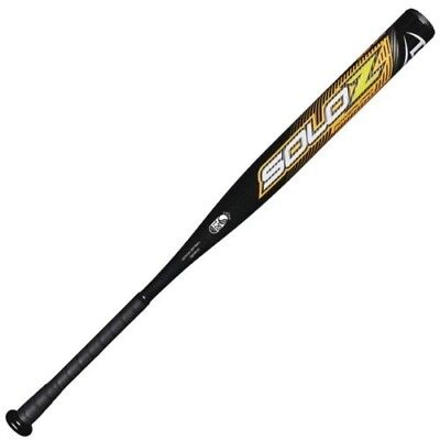 (34/27.5) - Louisville Slugger Solo Z USSSA WTLSOU16PL Slowpitch Softball Bat