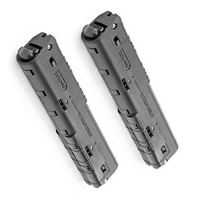Zetamag Gen 3- 2 Pack - 20-round Extended Paintball Magazine for TiPX, TCR and
