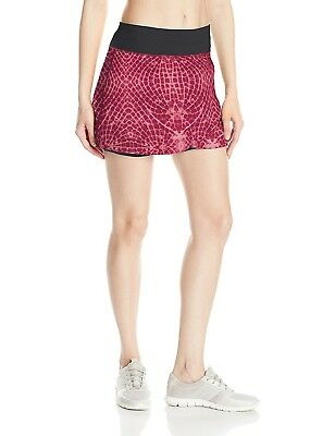 (Small, Flyaway Print) - Skirt Sports Women's Hover Skirt. Shipping is Free