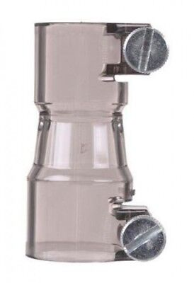 Spyder Straight Elbow - Grey. May Vary. Delivery is Free