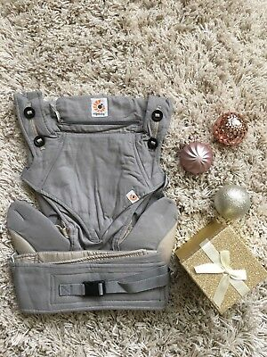 New in BOX. Ergobaby Four Position 360 Baby Carrier. BEST CHRISTMAS PRESENT.