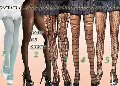 Stocking Thigh High Lot of styles- You choose Style #1
