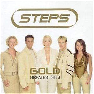 STEPS - Gold: Greatest Hits - CD - Best Of - **BRAND NEW/STILL SEALED** - RARE