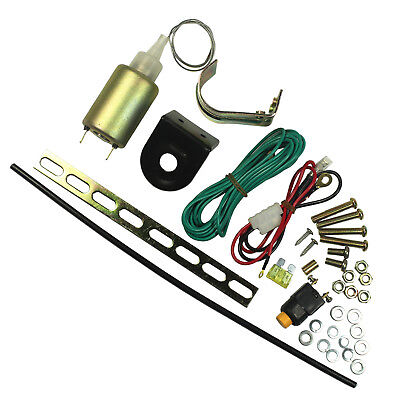 Electric Hatch Power Car Alarms Trunk Release Solenoid Open Kit Pop Truck