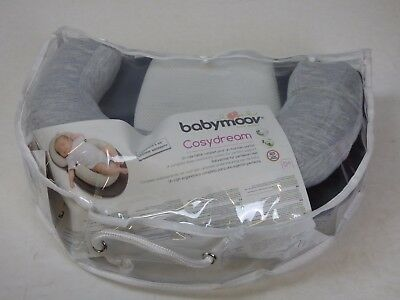 Babymoov Cosydream, Comfortable Sleep Position Support For Baby, Smokey NEW
