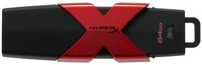 KINGSTON HyperX Savage CLÉ USB3 64GO LECTURE 350Mb/s - ÉCRITURE 180Mb/s