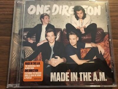 One Direction - Made in the A.M. (2015) - Brand NEW CD