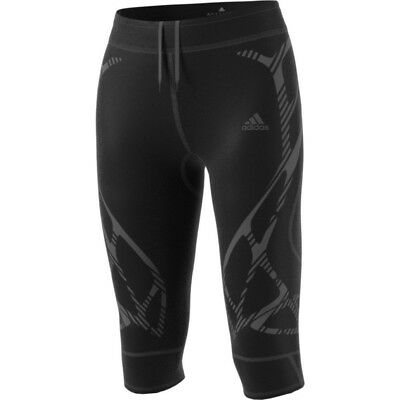 (X-Small, Black/Negro) - adidas Women's Az Sw 3/4 Ti W Leggins. Shipping is Free
