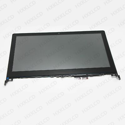 "14"" Touch Screen Digitizer + IPS LCD Display + Bezel For Lenovo Flex 2-14 20404"