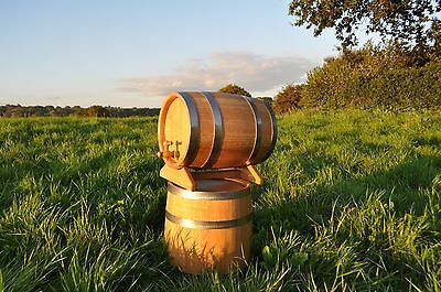 10L Oak Wooden Barrel Cask Keg Whiskey,wine,cider,beer 5,10,15,20,30,50 Liters
