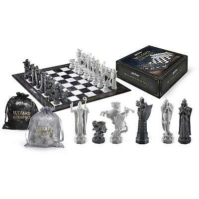 Wizard Chess Set. Noble Collection. Best Price