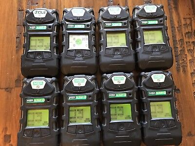 MSA Altair 5, Good Condition, Calibrated Gas Monitor Detector Confined Space