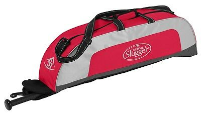 (Scarlet) - Louisville Slugger EB 2014 Series 3 Lift Baseball Bag