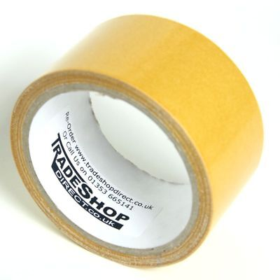 50mm Wide - 50m Roll - Rug / Mat Anti-slip Double Sided Tape