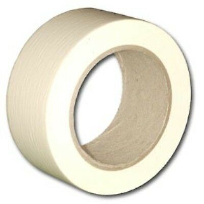 50mm Wide - 50m Roll - Vinyl Flooring Tape (Double Sided PMR Tape)