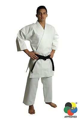(7/200cm) - adidas Kigai Karate Gi Uniform WKF Approved European Cut. Best Price