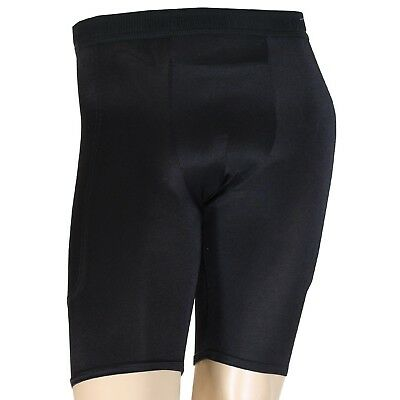 McDavid Classic 820 C Deluxe Sliding Compression Shorts w/ Cup Pocket Black 2XL