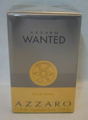 Azzaro Wanted 50 ml Eau de Toilette Spray