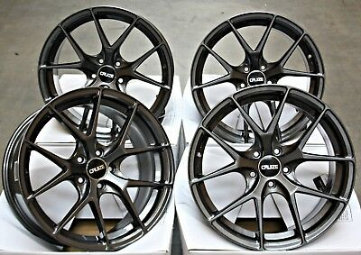 "18"" Alloy Wheels 18 Inch Cruize Gto Gm Concave Style 5X114.3 Fitment 815Kg"