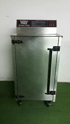 Excellent used conditon commercial grade Southern Pride smoker